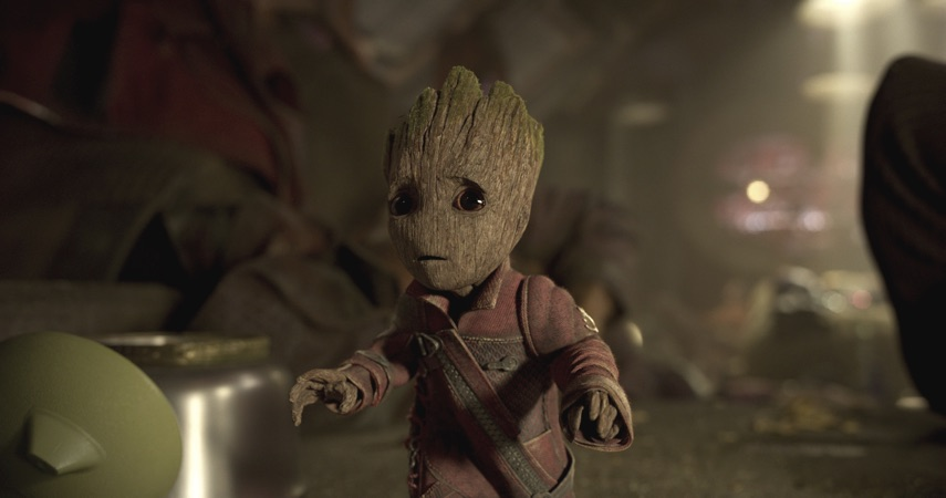 Baby Groot Guardians Of The Galaxy Vol 2 Hd Movies 4k: Vin Diesel Aimed High To Voice Baby Groot In 'Guardians Of