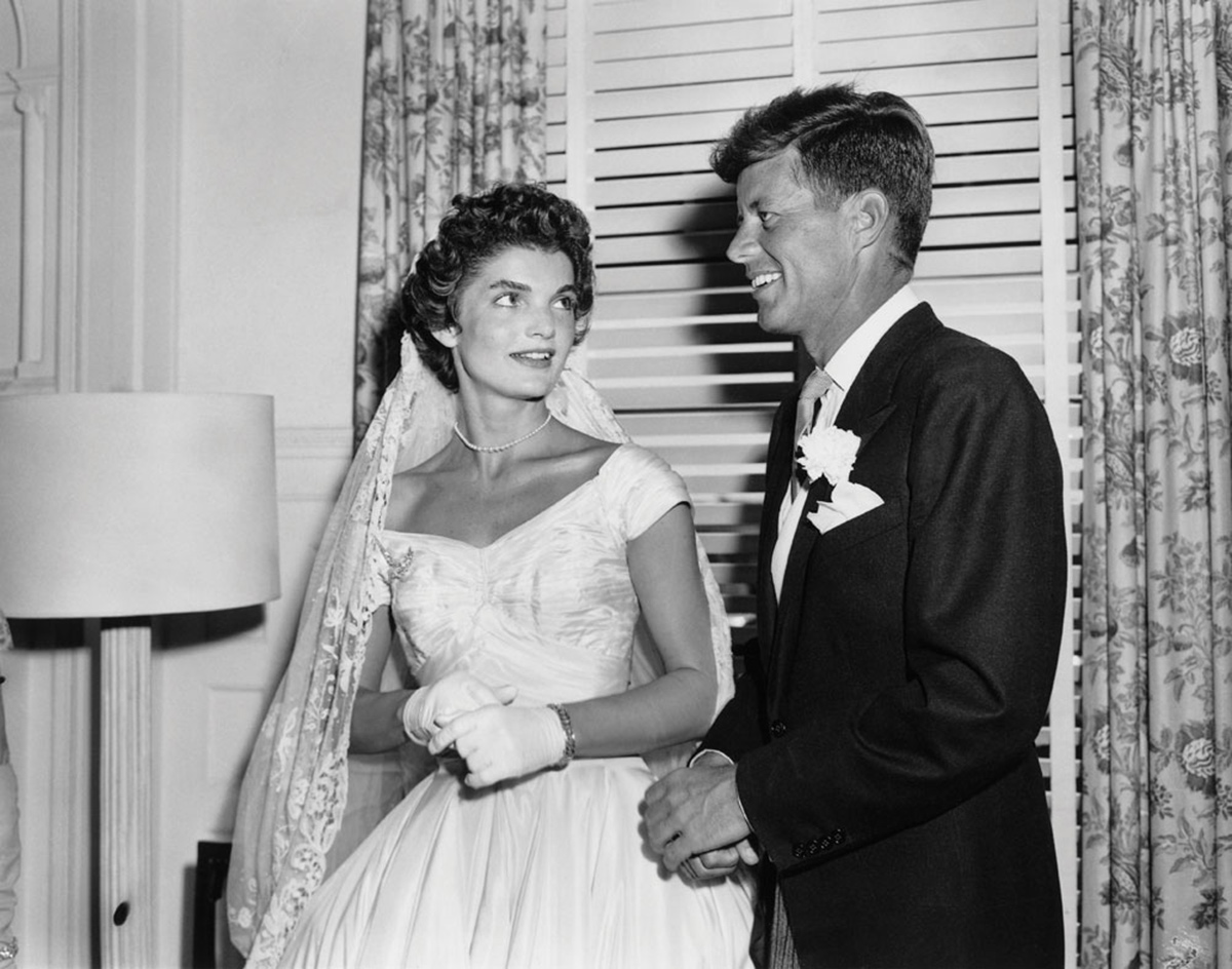 JFK wedding photos