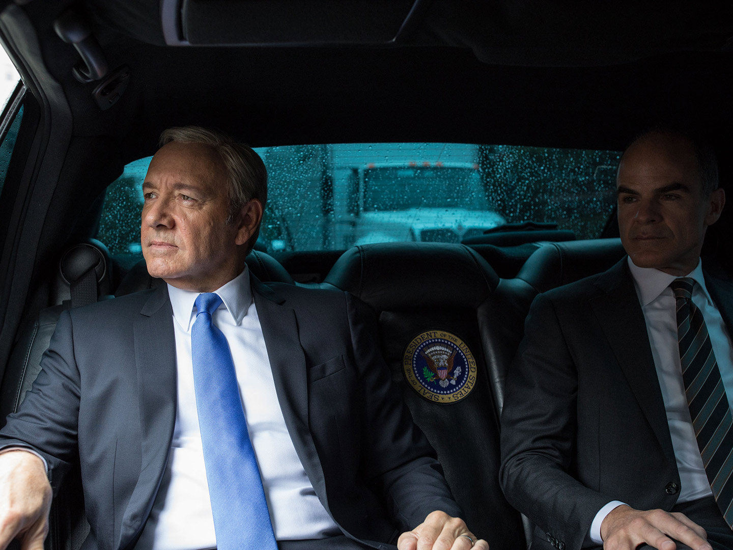 A day in the life of President Underwood
