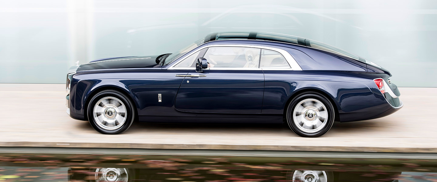 Rolls-Royce Sweptail photos