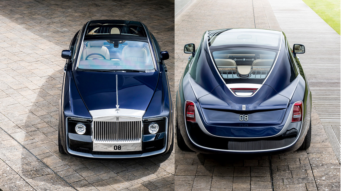 Rolls Royce Produces Most Expensive Car Of All Time With