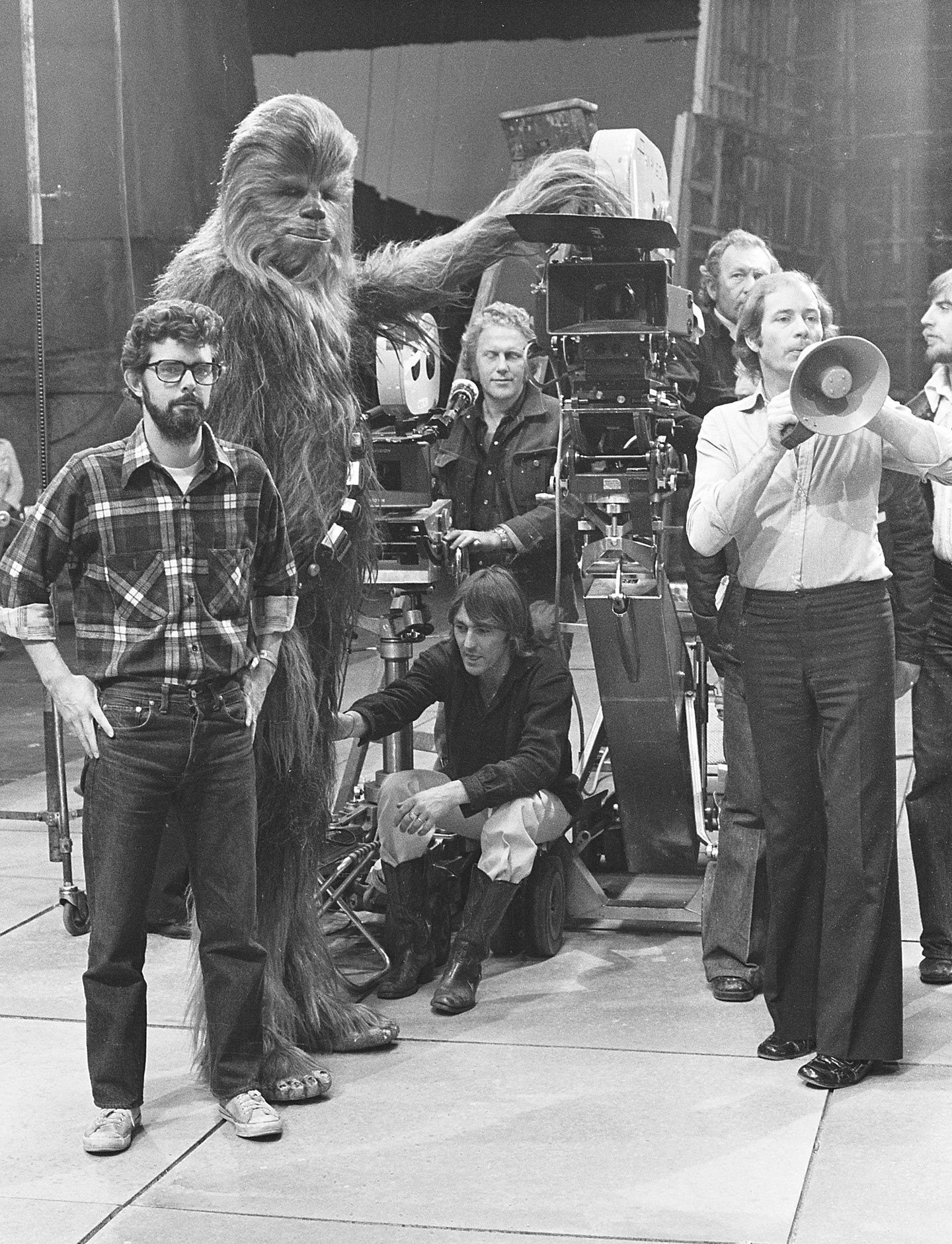 Star Wars Behind The Scene
