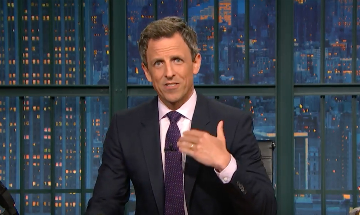 Seth Meyers Slams Democratic Hypocrisy, Spin on Georgia Special Election