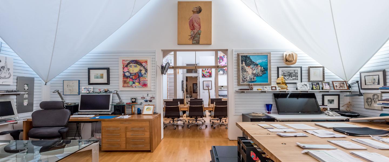 Eric Clapton's former home 16 Paloma Avenue