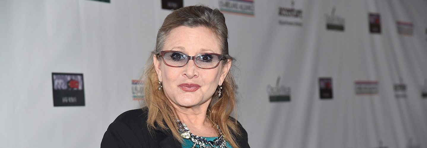 Carrie Fisher Sent a Cow Tongue to a Producer Accused of Sexual Assault