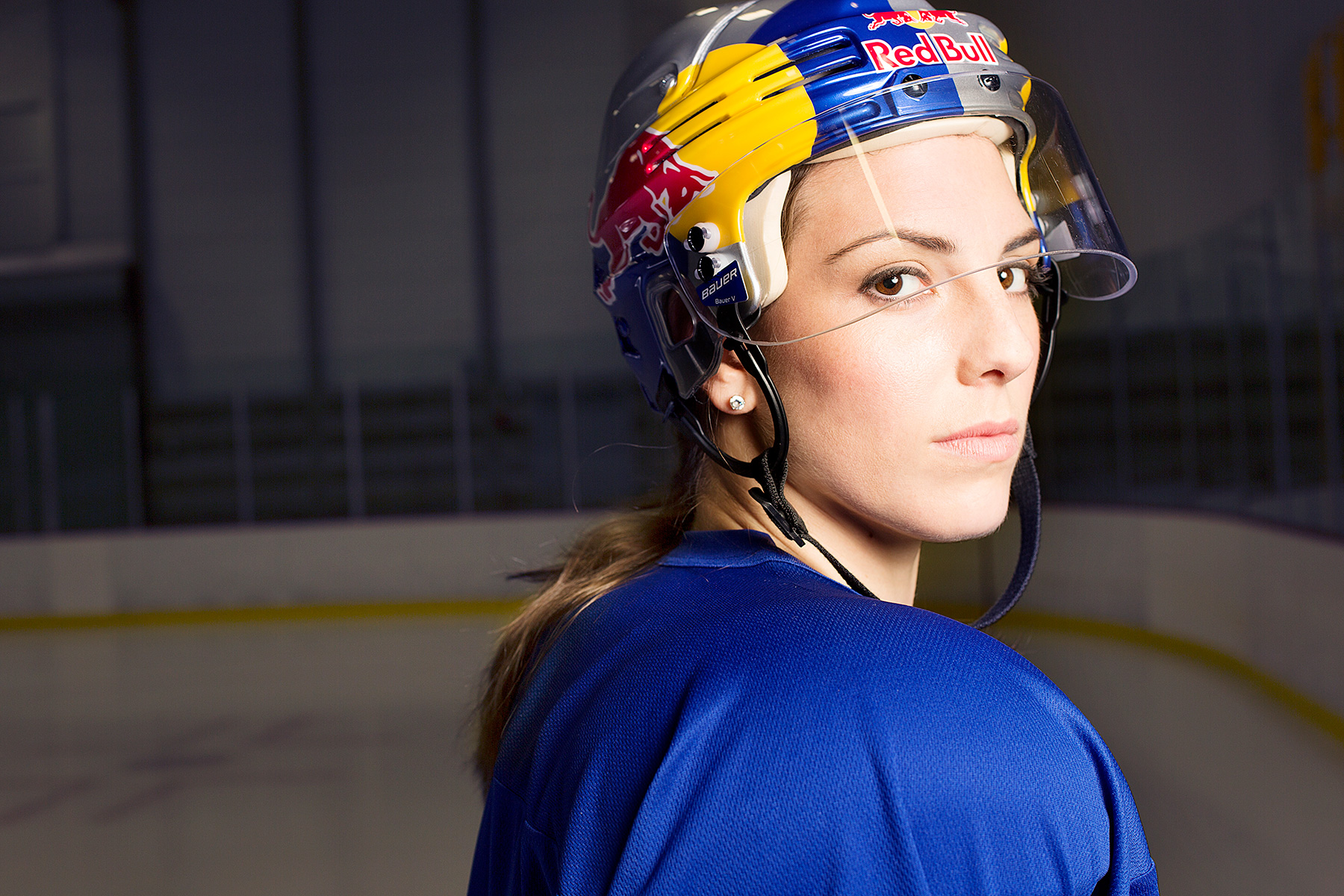 Hilary Knight Stars and Stuns for U.S. Women's Hockey Team