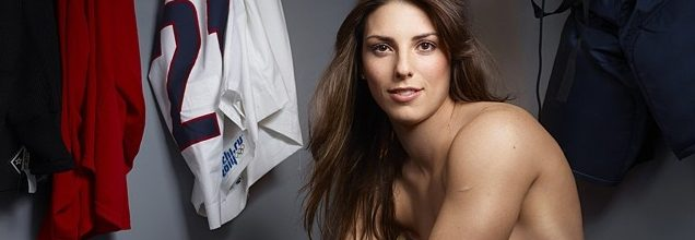 U.S. Women's National Hockey Team Star Hilary Knight Heats Up the Ice