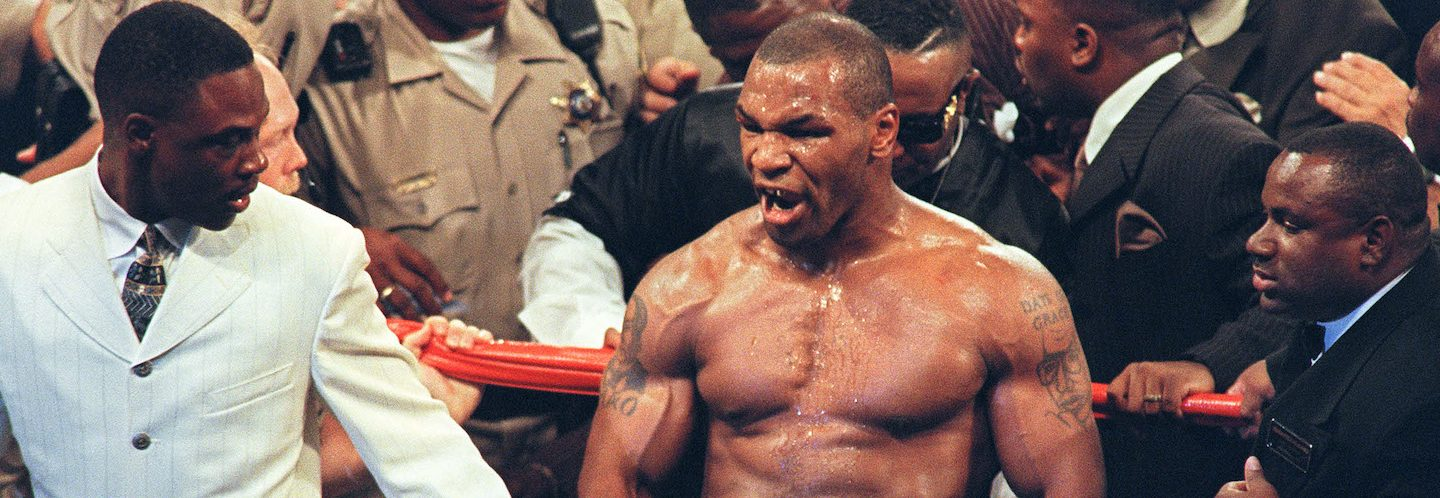 Mike Tyson's Ex-Trainer: Heavyweight Is Not 'Even Close' to One of All-Time  Greats