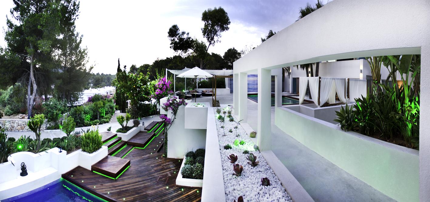 Exploring Ibiza, One Luxury Villa at a Time