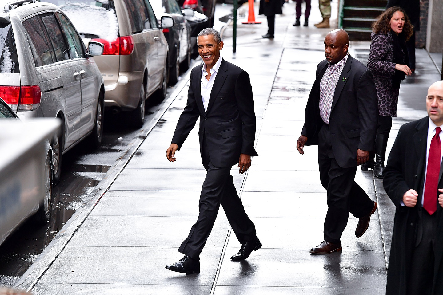 Barack Obama's 'Dad' Style Continues to Evolve Post-Presidency