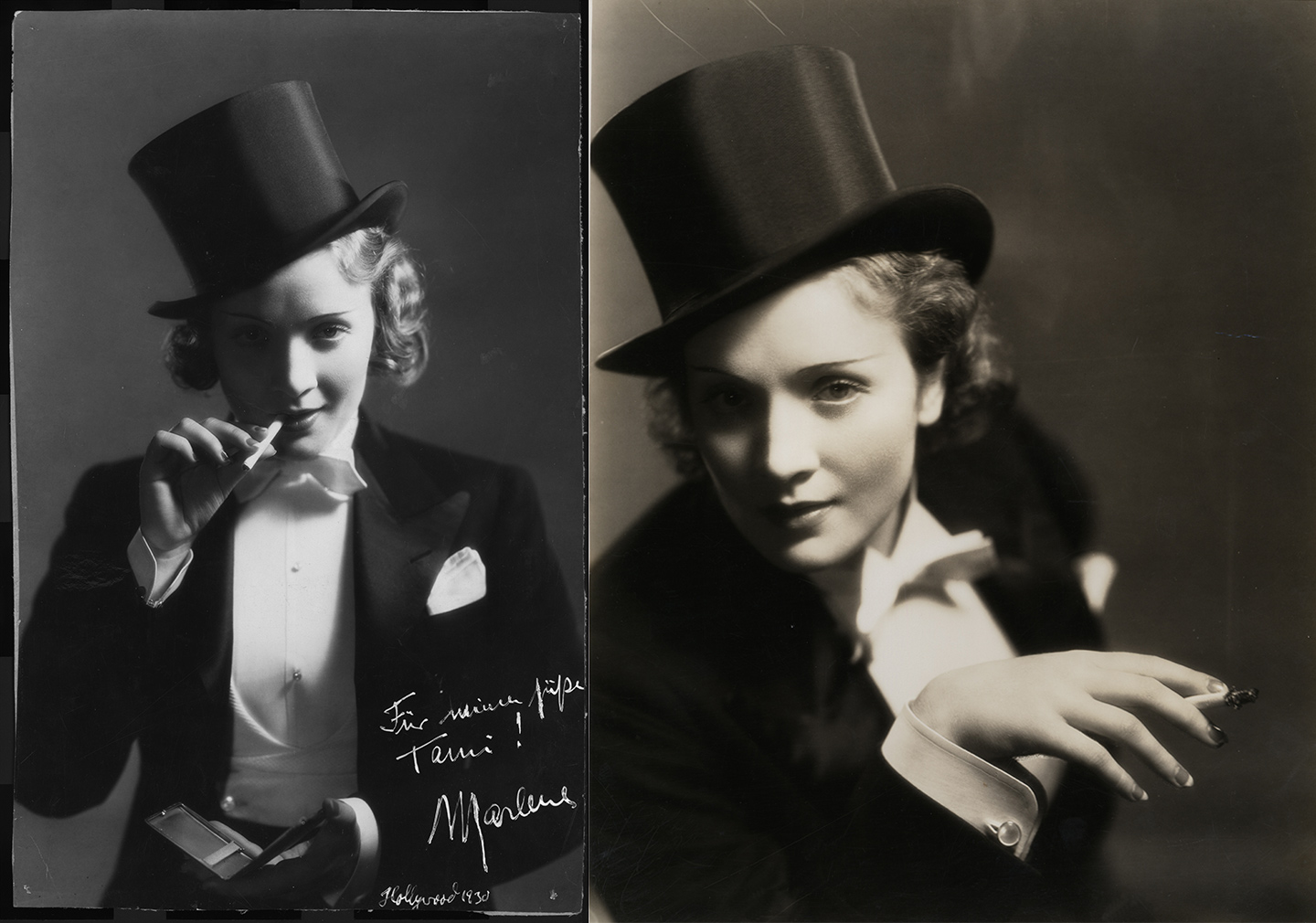 Marlene Dietrich: Dressed for the Image