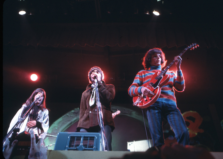 Jefferson Airplane at Monterey Pop Festival