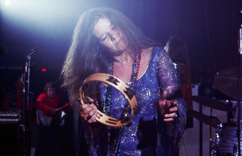 Janis Joplin at Monterey Pop Festival