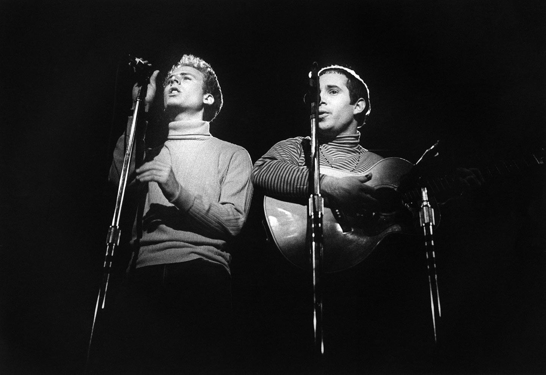 Simon and Garfunkel at Monterey Pop Festival