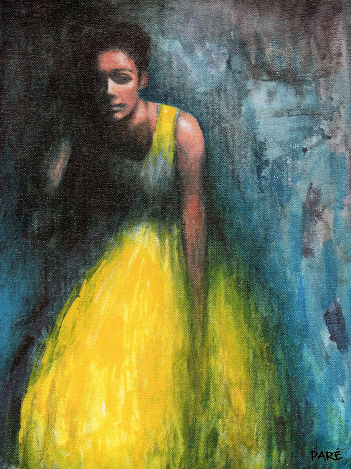 Paintings from Mariam Pare