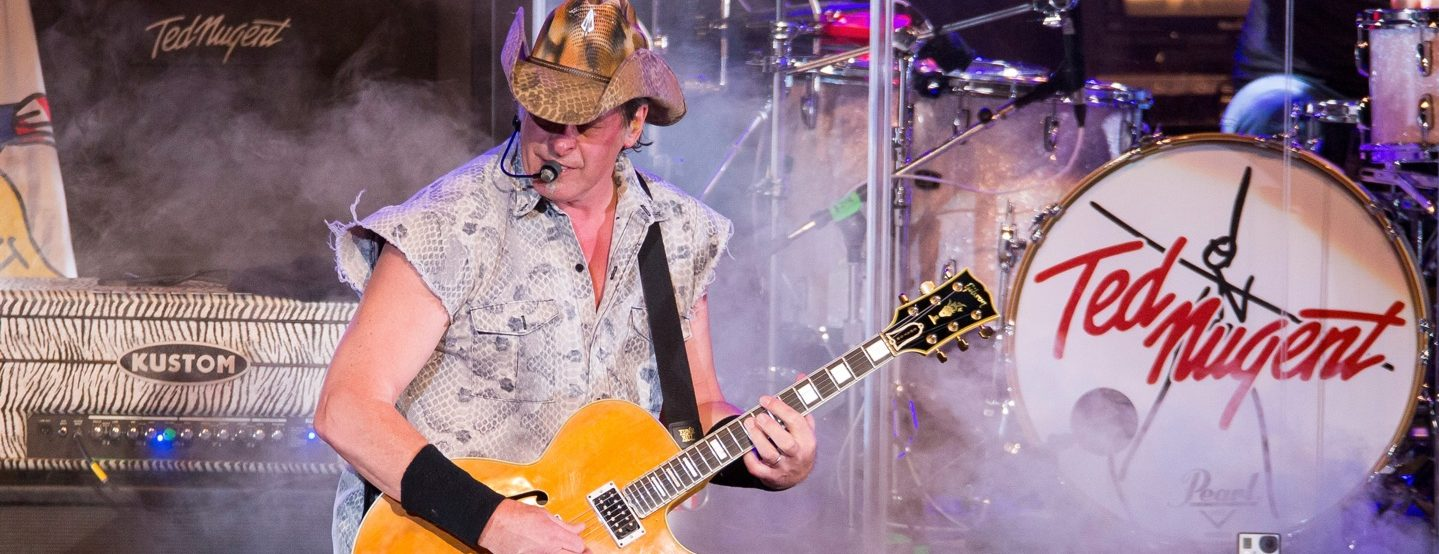 Ted Nugent Vows to Tone Down Violence in Rhetoric After Alexandra Shooting