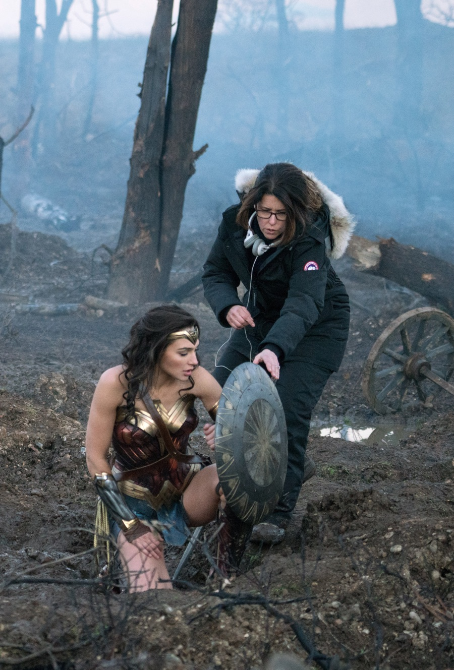 Patty Jenkins / Wonder Woman