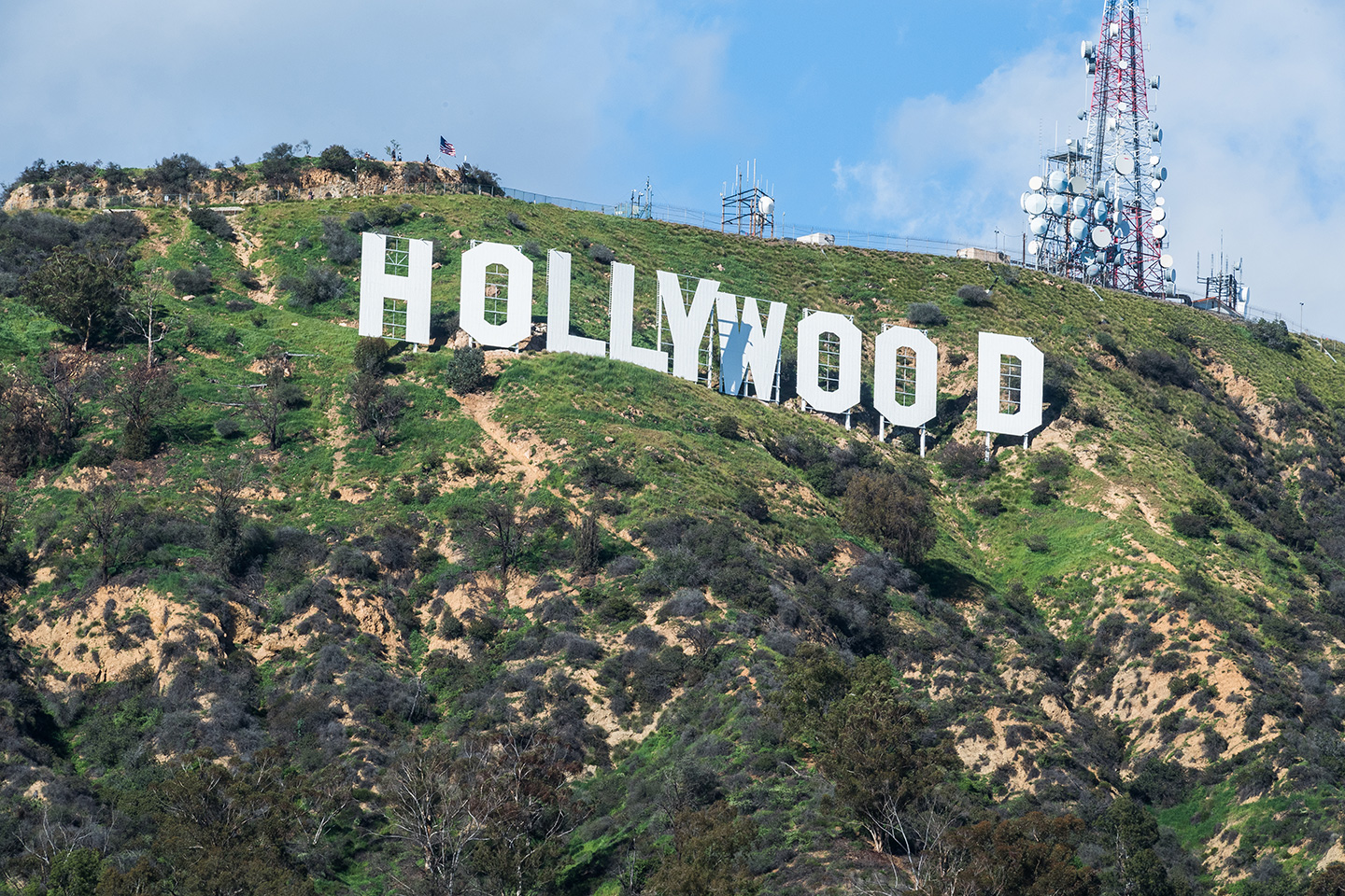 hollywood sign angeles los queen con identity down hunting boycott morgan james daily conservative studios pro insidehook contributor fortune