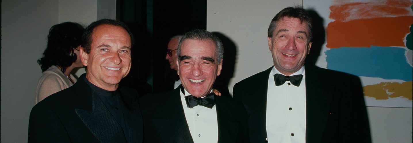 Everything You Need to Know About Martin Scorsese's $100 Million 'Goodfellas' Reunion
