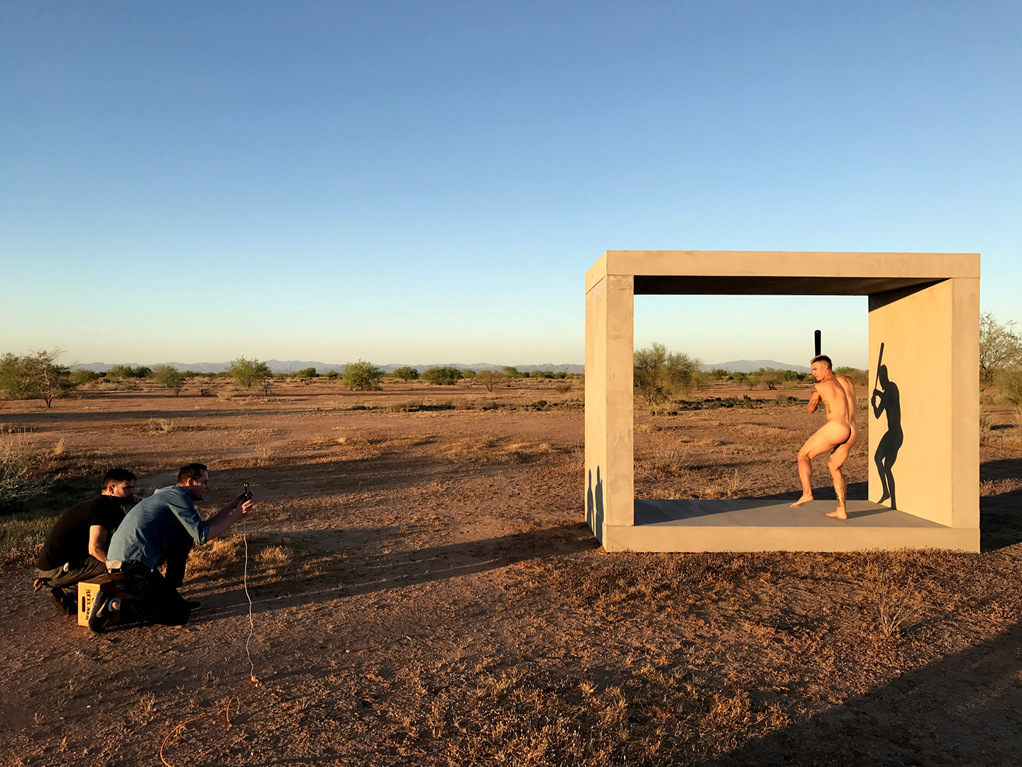 Behind-the-Scenes With ESPN's New Body Issue Michelle Williams Arizona