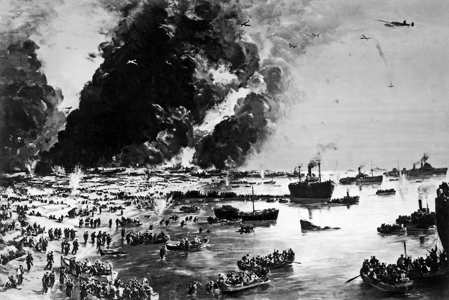 Battle of Dunkirk photos