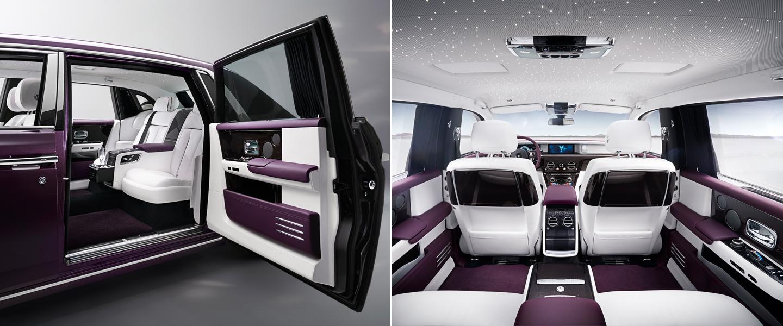 rolls royce unveils the 2018 phantom. Black Bedroom Furniture Sets. Home Design Ideas