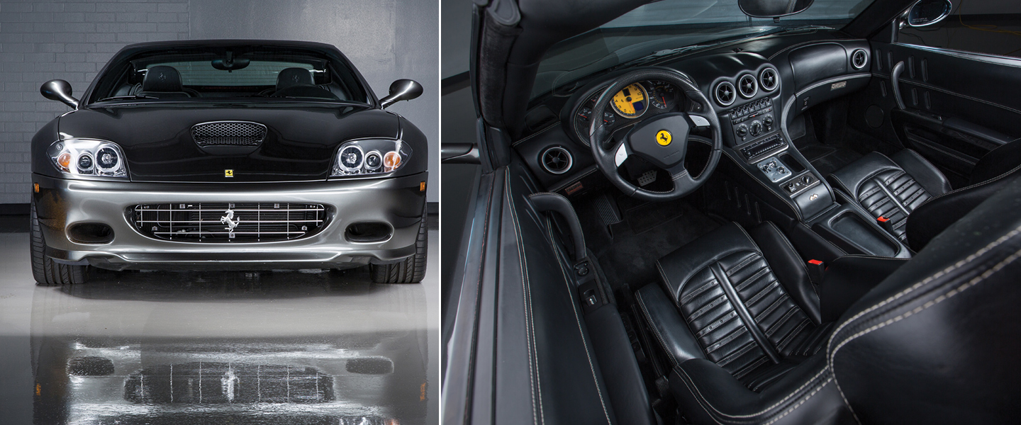 RM Sotheby's Ferrari Performance Collection