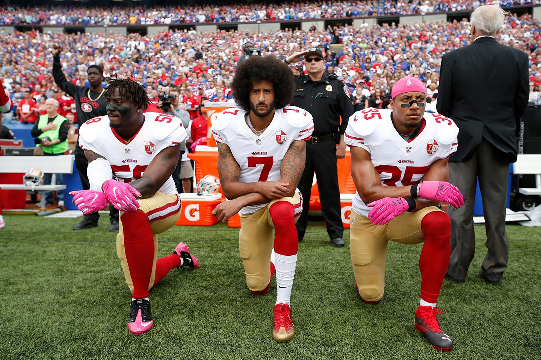 Shame on NFL for Handling of Kaepernick, Reid: Mike Lupica