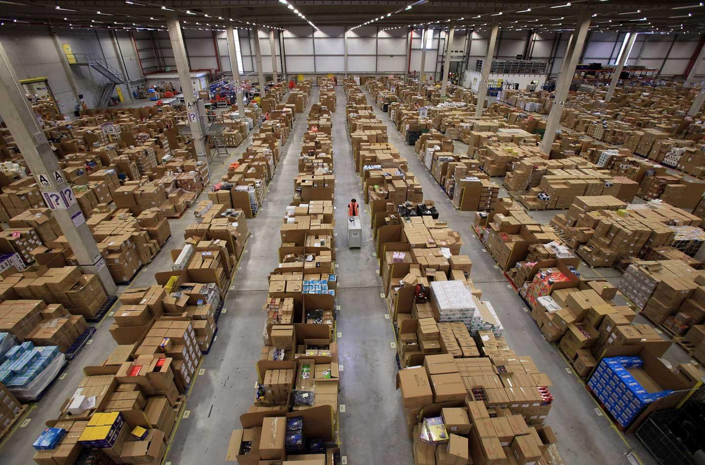 Amazon Warehous