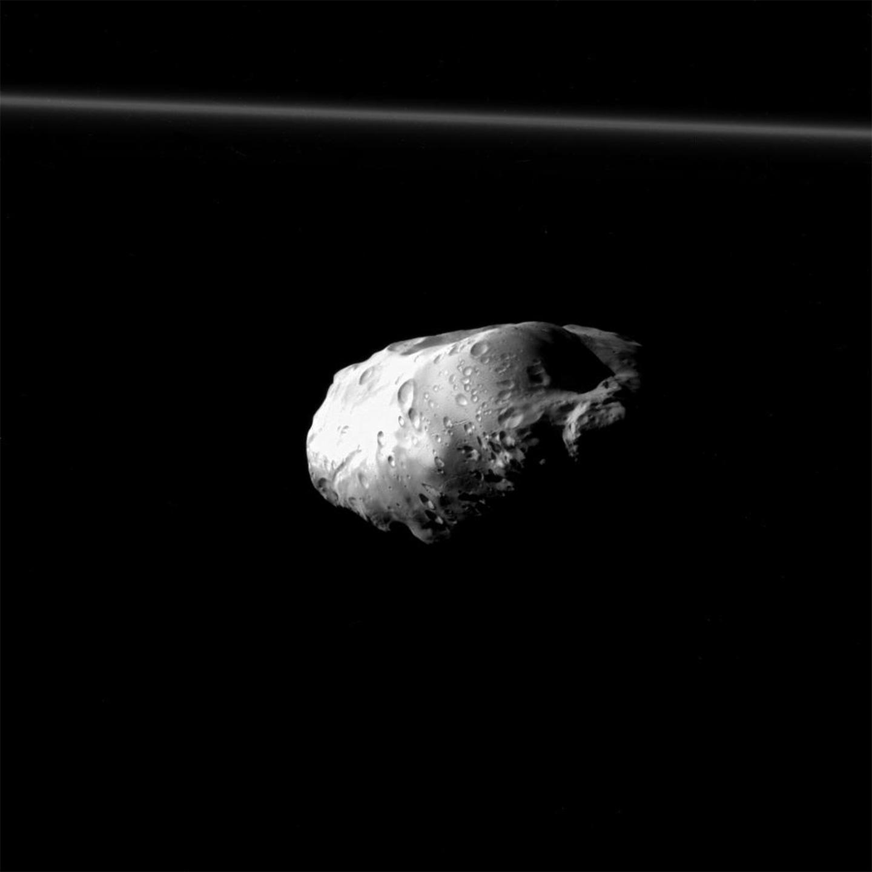 Cassini Spacecraft Images