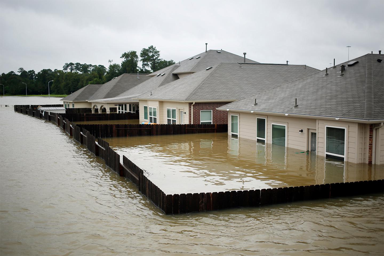 Striking Images as Hurricane Harvey Devastates the Gulf Coast