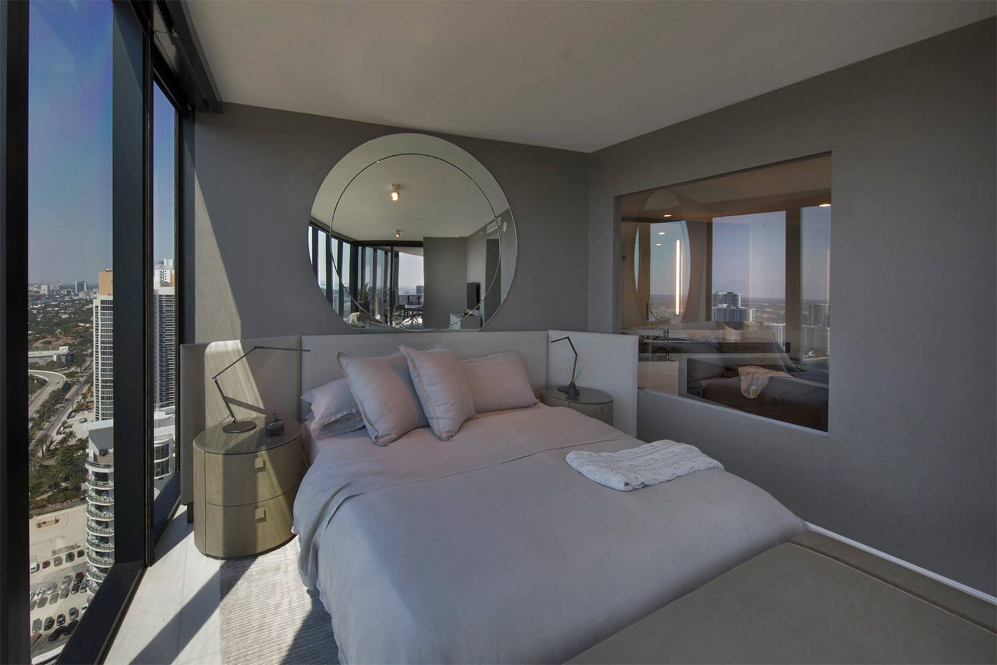 The 840 Million Porsche Design Tower Is The Ultimate In Luxury Living