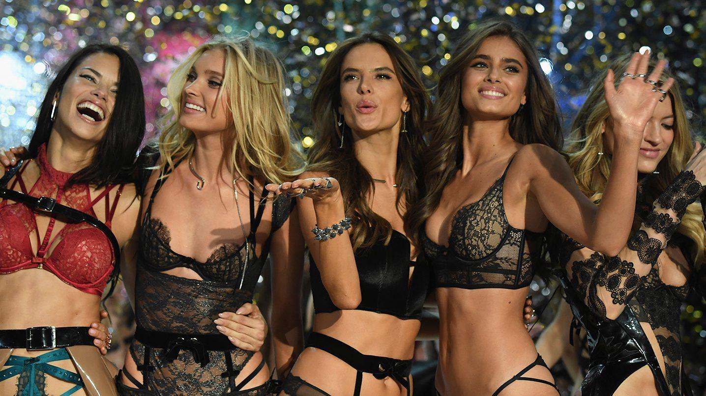 The Victoria's Secret Fashion Show Isn't Over