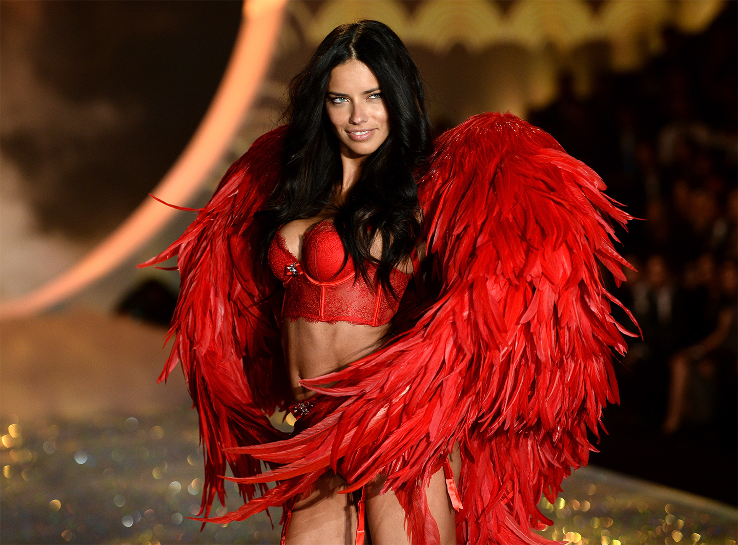 Model Adriana Lima: 'I Will Not Take My Clothes Off Anymore'