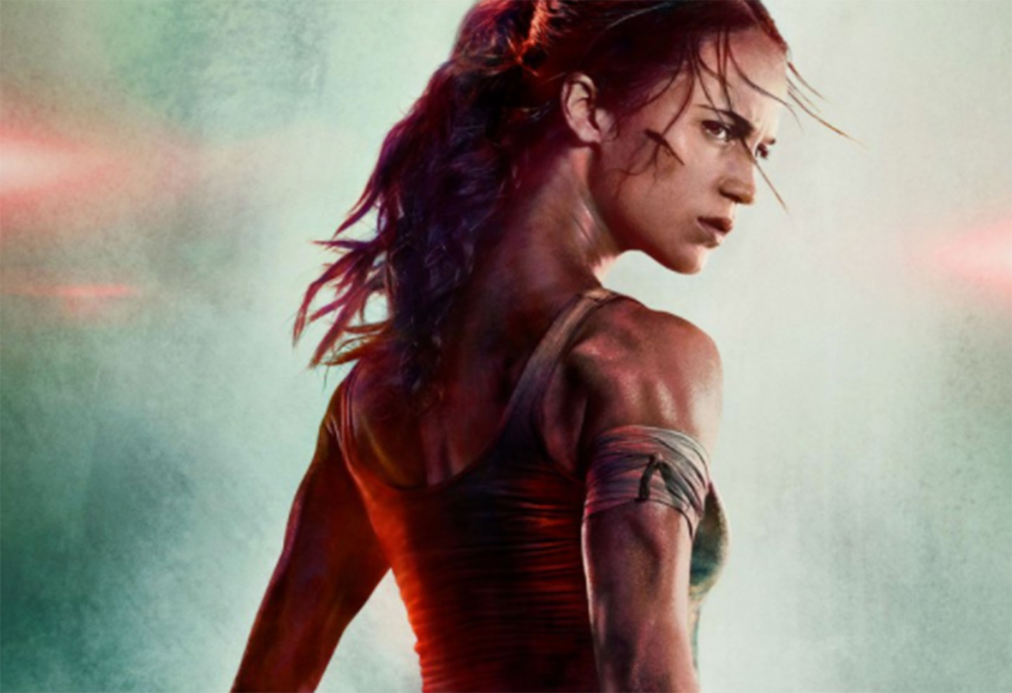 New Tomb Raider Trailer Teases First Look at Heroine