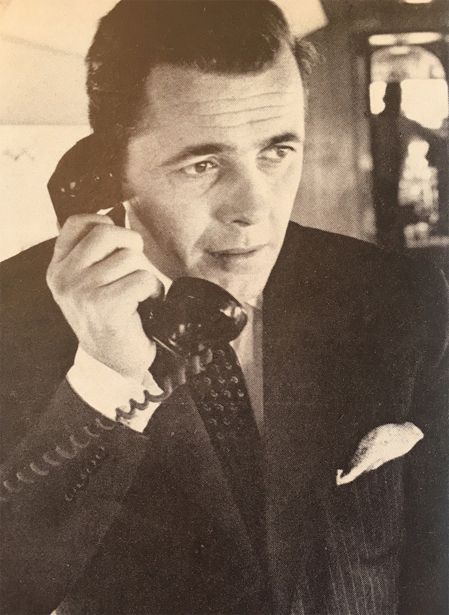 The Story Of One Private Investigator Whose Career Spanned