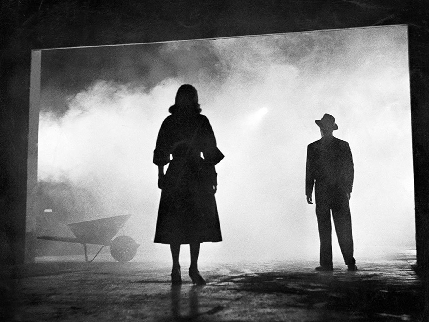 New Photo Book Navigates The Dark Brooding History Of Film Noir