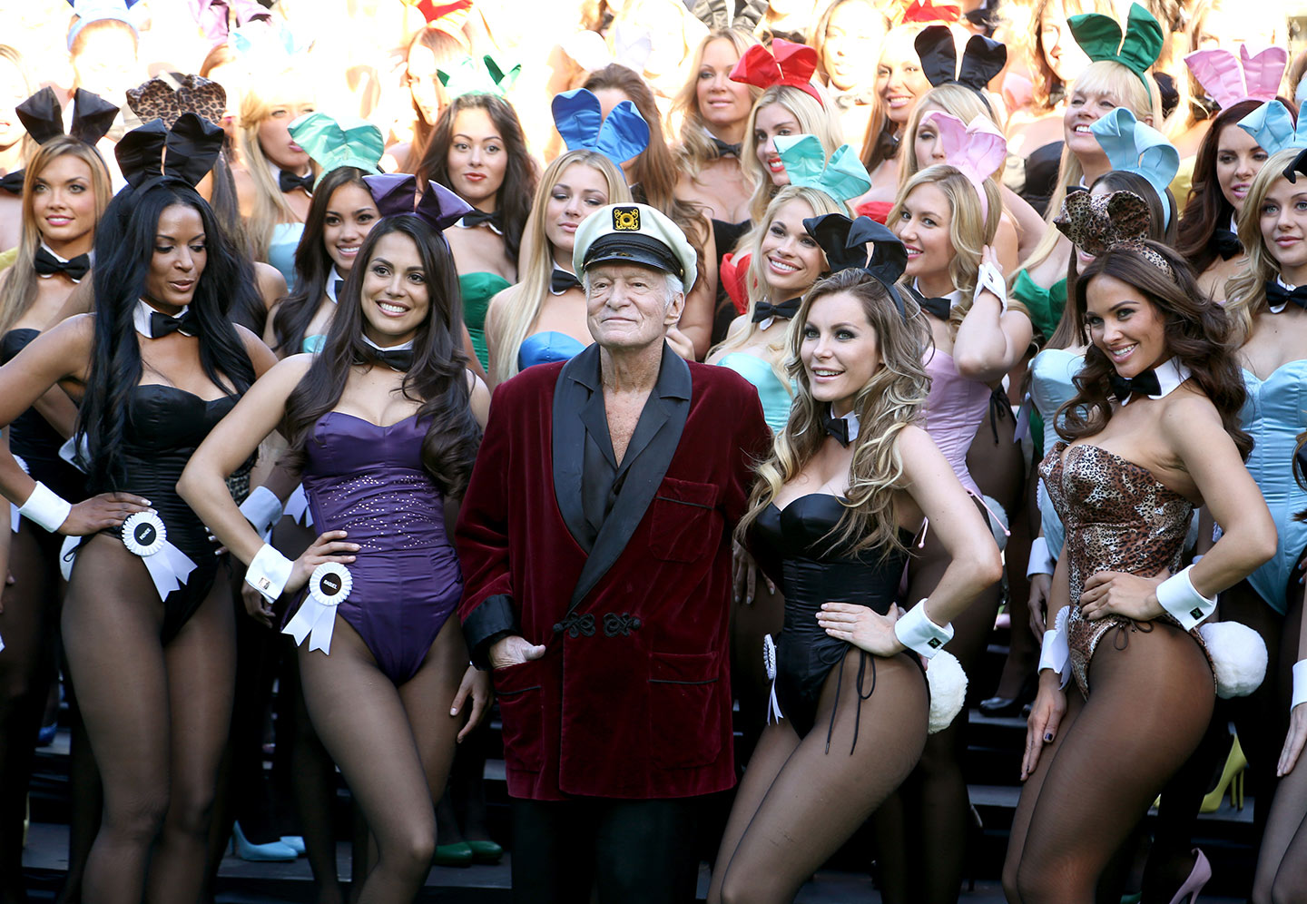 Hugh Hefner's Prized Personal Possessions Up for Sale