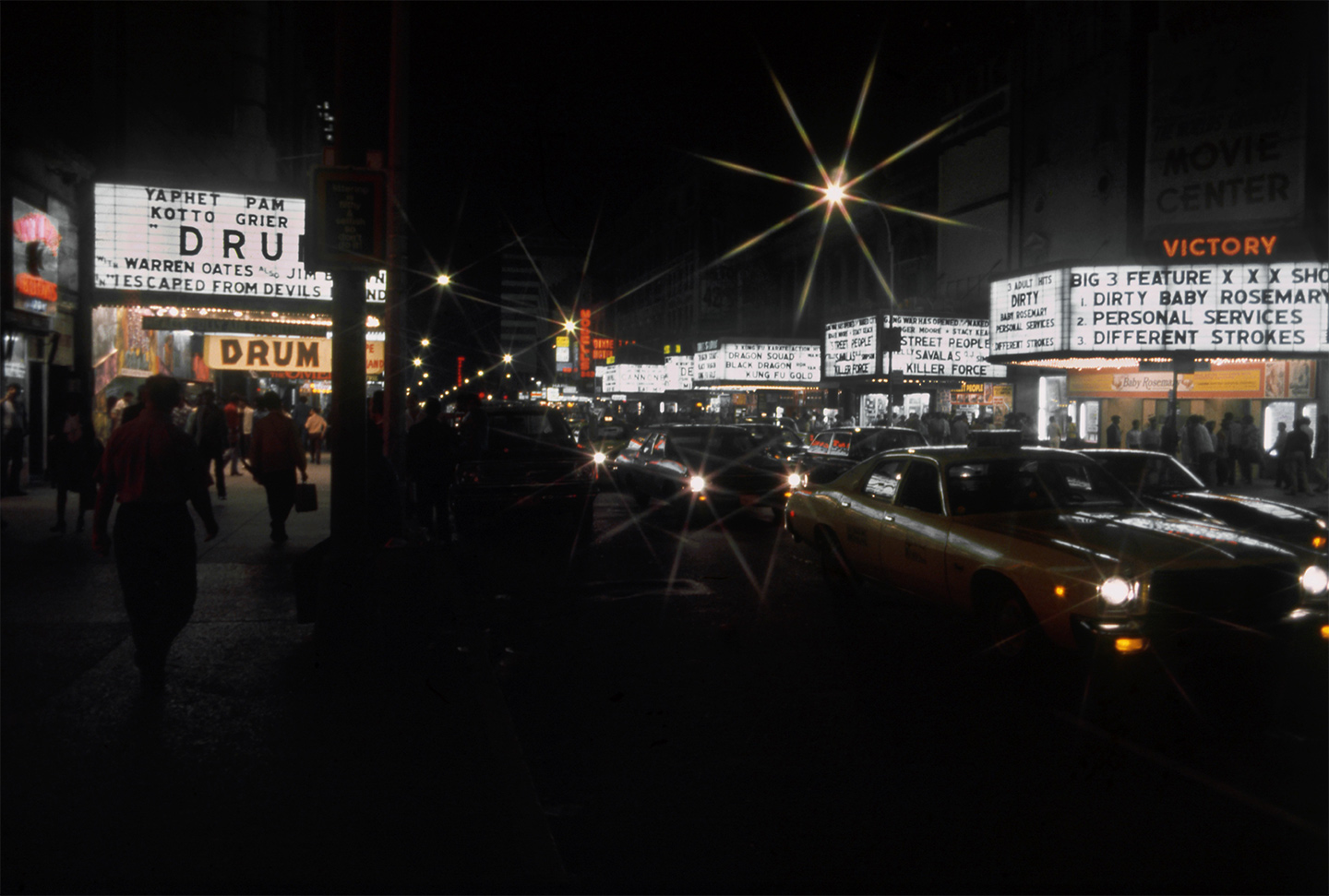 Times Square in the 70s