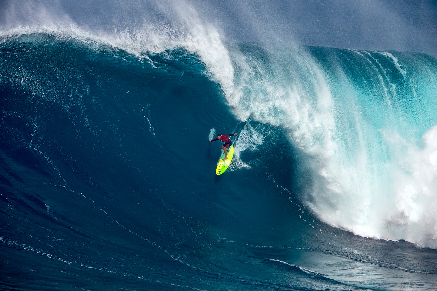 Peter Mel, Championship Big-Wave Surfer, on the Invention That Will Save Surfers' Lives