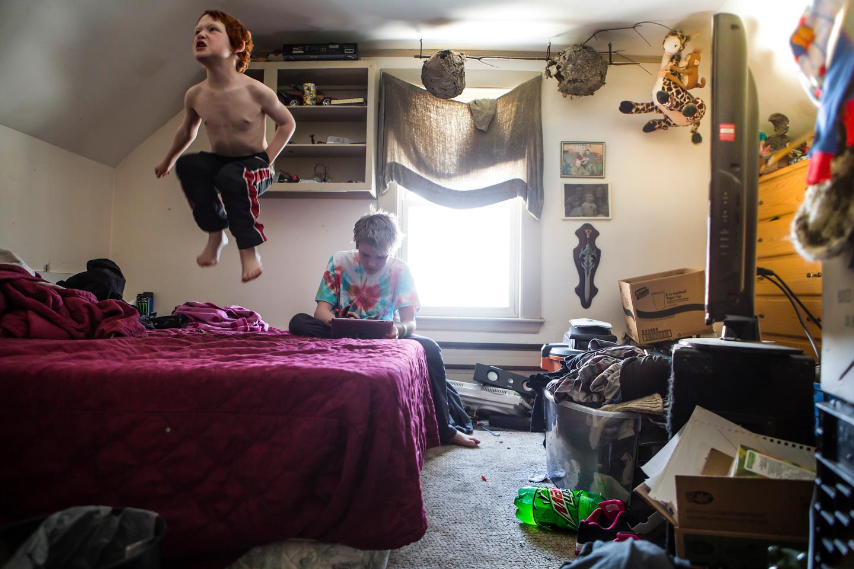 American Bedroom