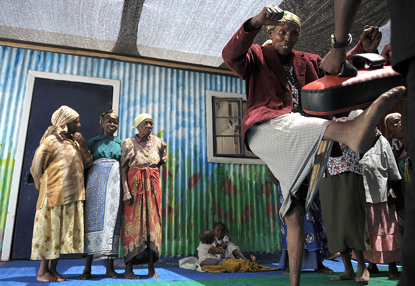 Karate Grandmothers of Kenya