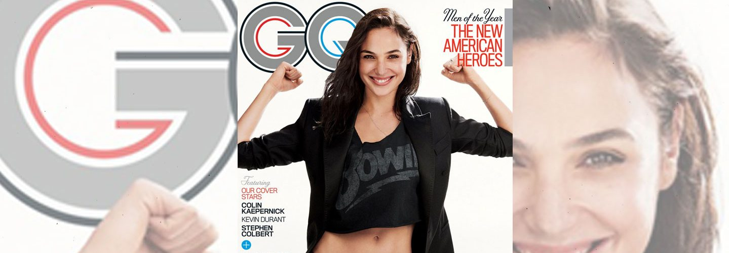 Gal Gadot is Mercilessly Charming in New GQ Profile
