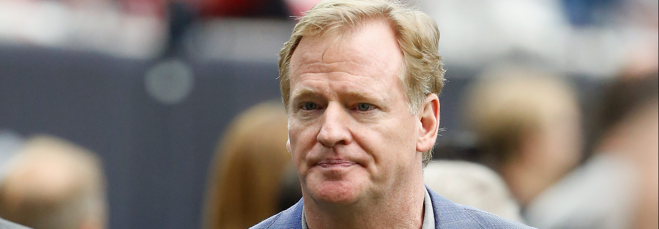 Roger Goodell Has More Problems Than Jerry Jones