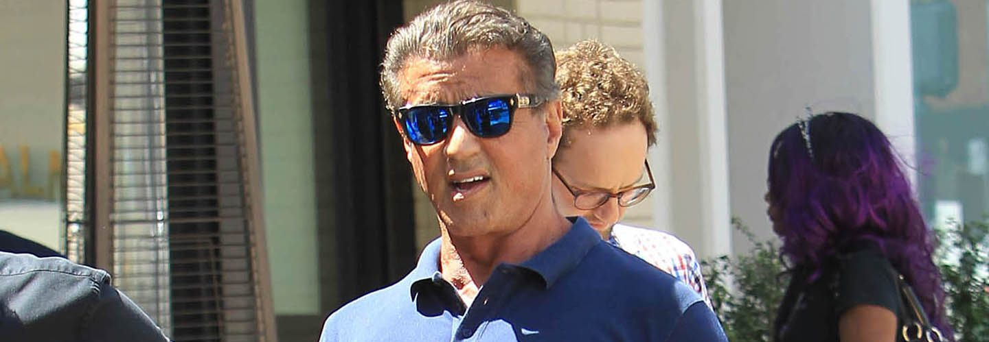 Sylvester Stallone Accused of Forcing Teen Into Threesome When He Was 40