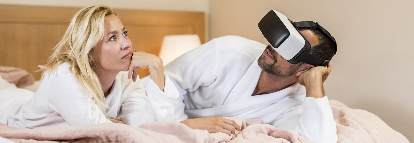 Will Porn Drive Mainstream Acceptance of VR, AR and Robots?