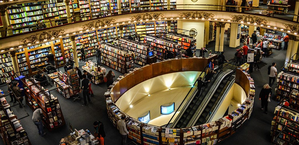 12 Bookstores You Have to Visit Around the World