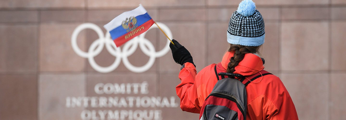 Russia Banned From Winter Olympics for State-Sponsored Doping