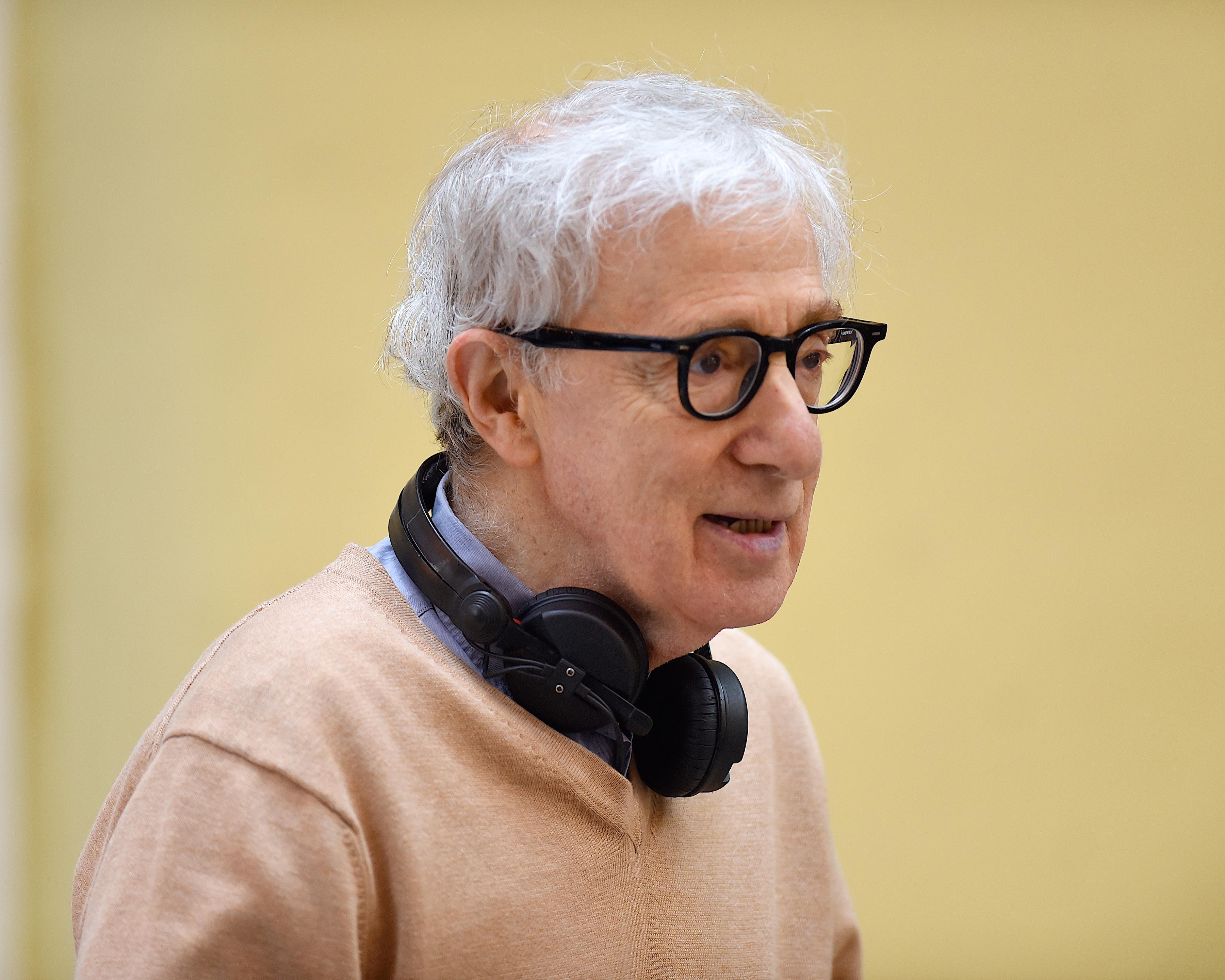 "Woody Allen's Secret Teen Lover and ""Manhattan"" Muse ..."