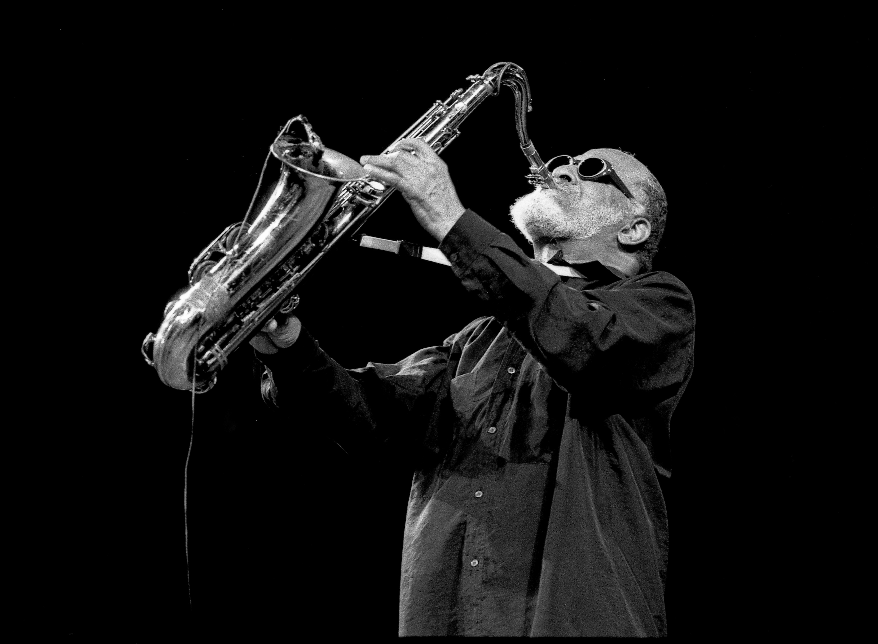Jazz Icon Sonny Rollins on the Difference Between Knowing and Believing
